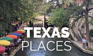 Traveling in the USA - Top 10 Places to Visit in Texas