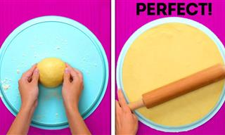 Kitchen Hacks To Make You An Expert Chef in 12 Minutes