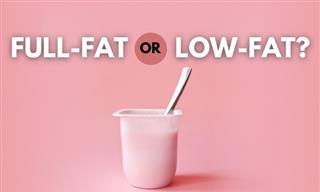Full-Fat Yogurt Versus Low-Fat Yogurt: Which Is Healthier?