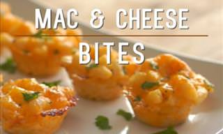 Make Your Own Mac'N'Cheese With Our Interactive Recipe!