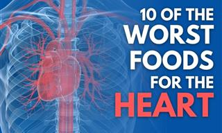 10 of the Worst Foods for Your Heart Health