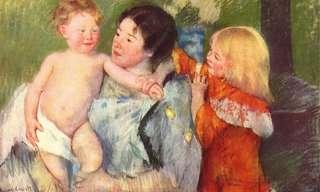 Mary Cassatt's Impressionist Paintings