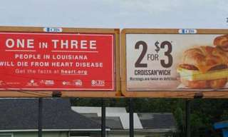 Poorly Placed Ads - Hilariously Ironic
