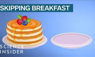 See What Would Happen If You Stopped Eating Breakfast