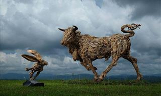 The Most Beautiful Wood Art in the World