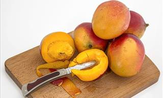 How Should You Peel a Mango?