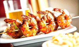 A Delicious Marinated Shrimp Recipe