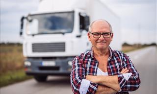 Joke: The Trucker and the 3 Bikers