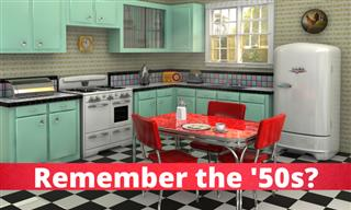 The Ultimate 1950s Quiz!