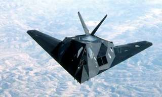 Stealth Aircraft from Around the World