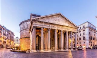 7 Mind-Blowing Facts About Rome's Pantheon