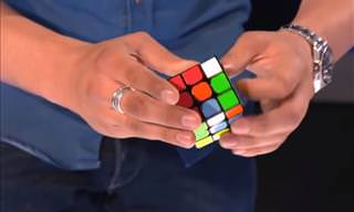 The Rubik's Cube Magic Trick