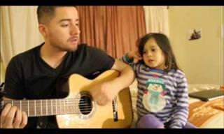 This Adorable Father-Daughter Duo Will Make You Smile