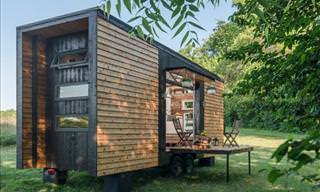 5 Adorable Tiny Houses That May Inspire You to Downsize