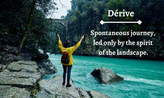Describe Your Travels with These Rare and Beautiful Words