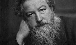 The Beauty of Love & Nature in William Morris' Poetry