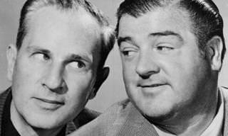 The Mustard Sketch by Abbott & Costello