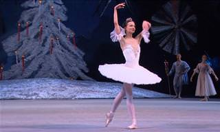 Let 'The Sugar Plum Fairy Dance' Excite Your Xmas Spirit!