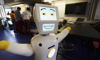 Meet the Robot that Will Change Seniors' Lives