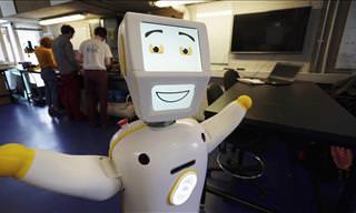 Meet the Robot that Will Change Seniors' Lives