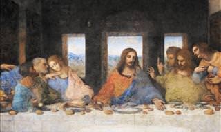 10 Breathtaking Leonardo da Vinci Masterpieces