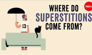 How Our Superstitions May Reveal Our Origins and Beliefs