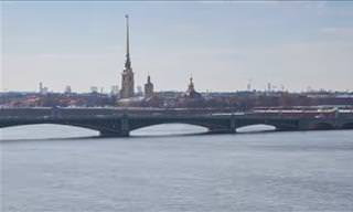 Proof That St. Petersburg is Europe's Prettiest City!