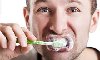 6 Daily Mistakes that Damage Your Teeth