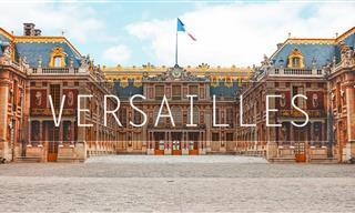 Incredible - Versailles in 4K!