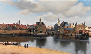 25 Beautiful Works of Art Painted By Johannes Vermeer