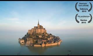 Come See Mont Saint Michel as Birds Do
