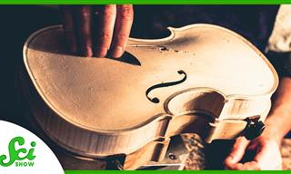 Why Is It Impossible to Make New Stradivari Violins?