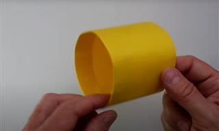 This Paper Airplane is a Tube and We Promise It CAN Fly