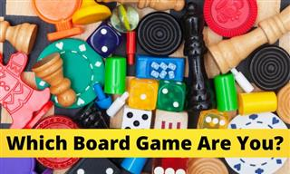 Personality Test: Which Board Game Are You?