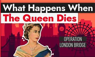 If the Queen of England Dies, What Happens?