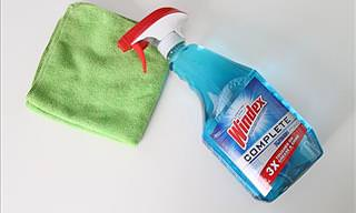 15 Handy Uses For Windex