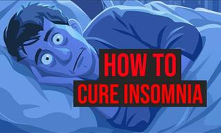Watch To Know How You Can Cure Insomnia Quickly
