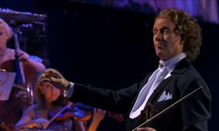 AndréRieu's Musical Treats Are Irresistably Tasty