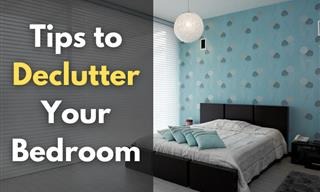These Ideas Will Help Make Your Bedroom Cutter-Free