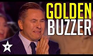 This Golden Buzzer Performance Had the BGT Judges Weeping!