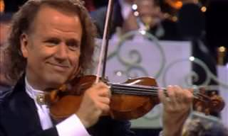 One of Andre Rieu's Best Ever Waltzes