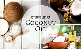 Coconut Oil Is Amazing, As You'll Soon See