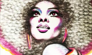 Lipstick Lex's Amazing Lipstick Art