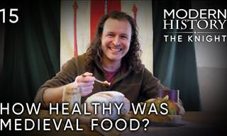 Was the Medieval European Diet Healthy or Even Tasty?