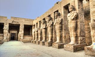 The Top Tourist Attractions in Luxor