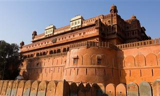 Marvel at the Majestic Forts of Rajasthan in Ultra HD