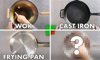 How to Pick the Right Frying Pan for Every Recipe