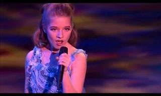 Jackie Evancho - Bridge Over Troubled Water