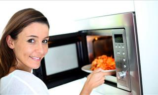 15 Super Useful Microwave Tips