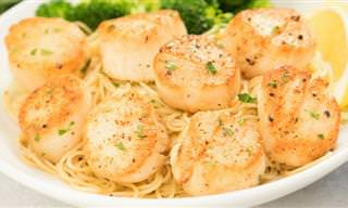 How You Can Make Delicious Lemon Butter Scallops
